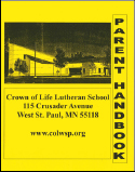 THUMB COL Parent Handbook